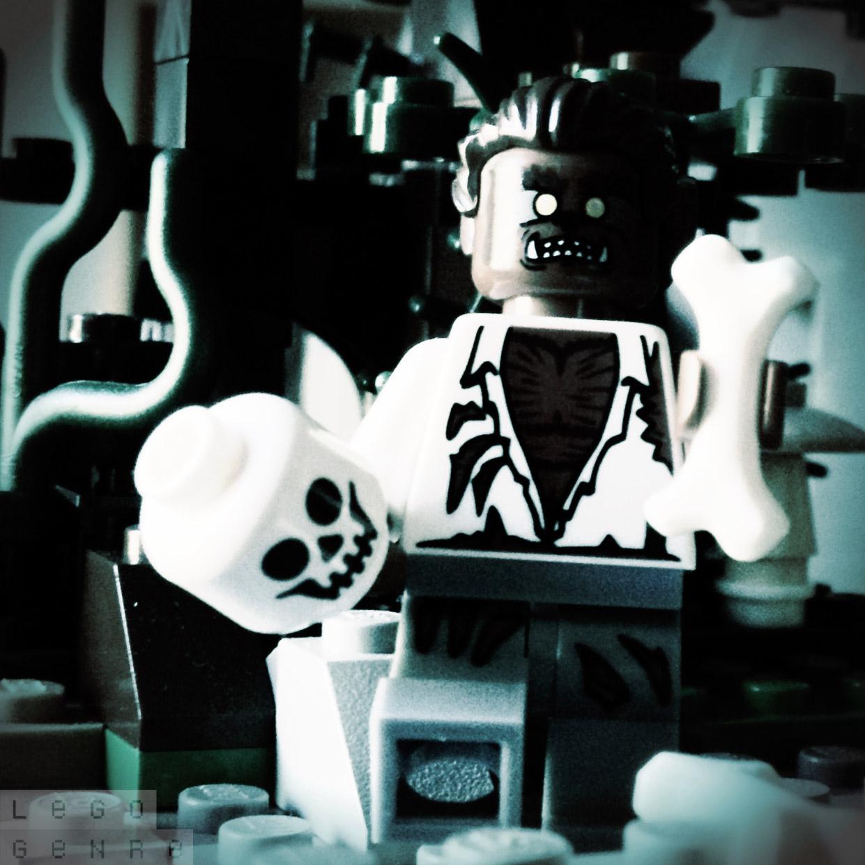 LegoGenre 00297: Lycanthrope Cravings
