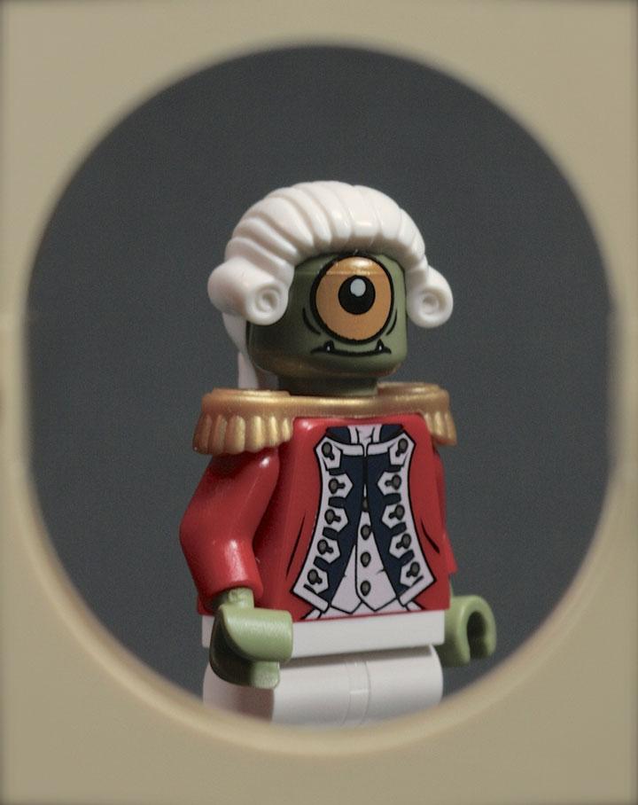 Max Pointner's Lego Ogre The General