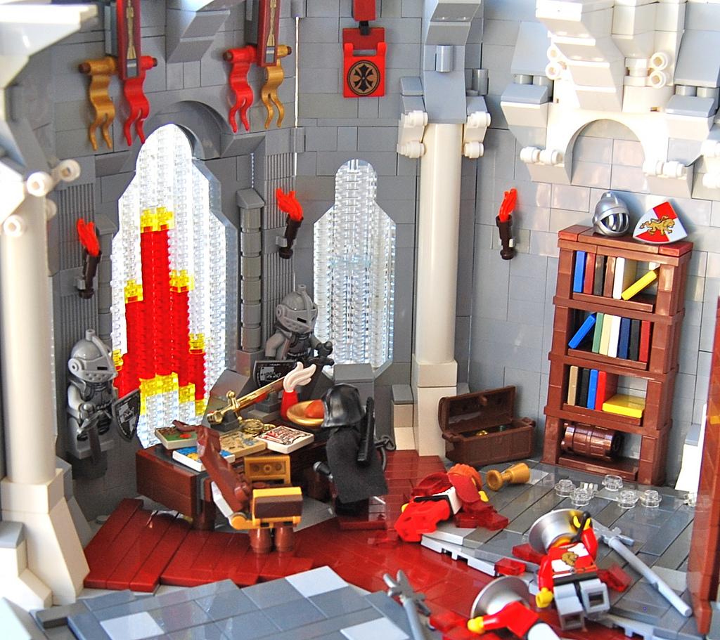 Ryclen's Legends of Brickdom Entry 1: Assassination