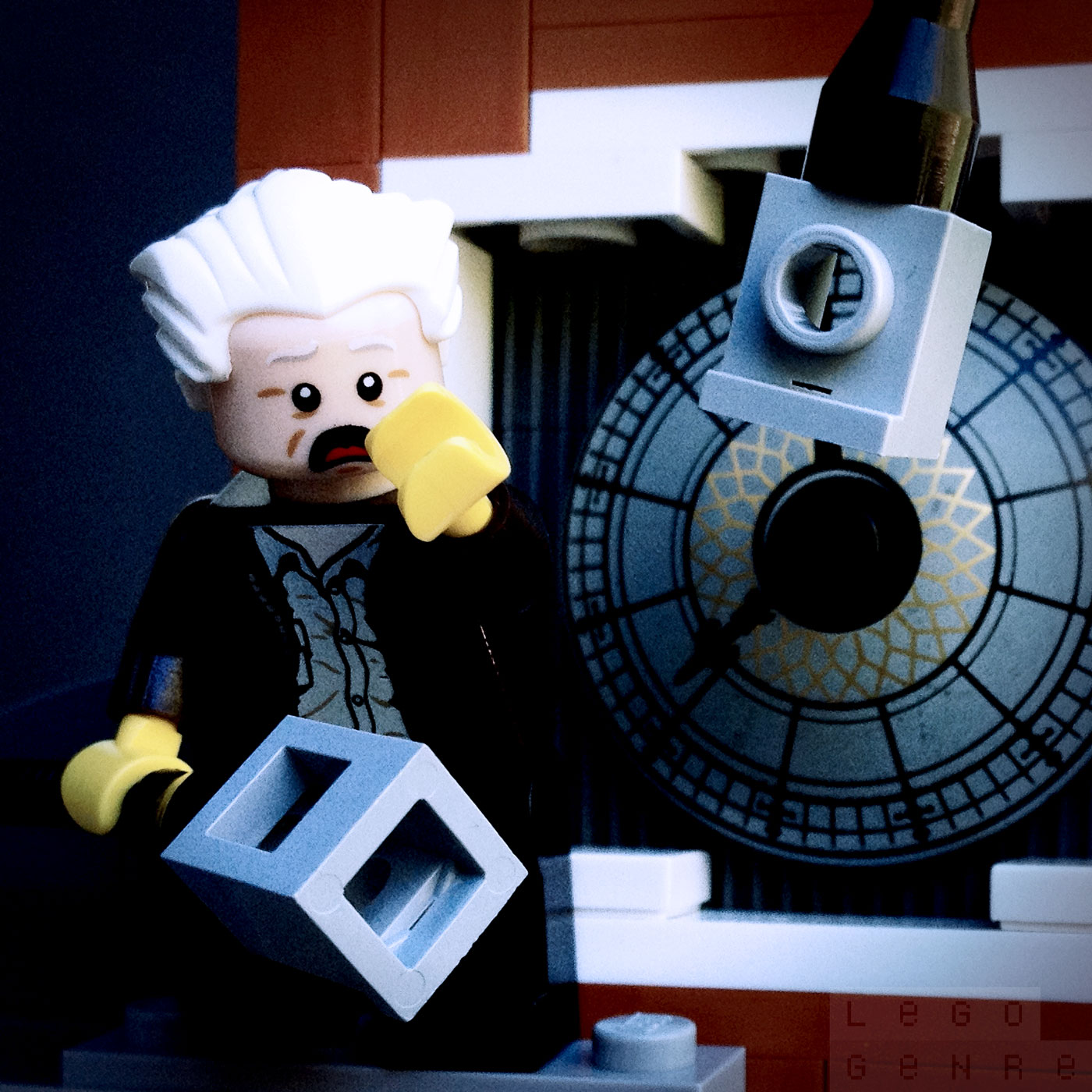 LegoGenre 00303: Great Scott!