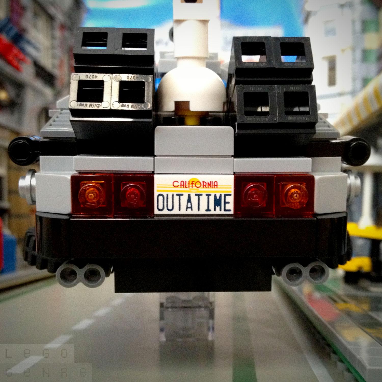 LegoGenre 00305: OUTATIME
