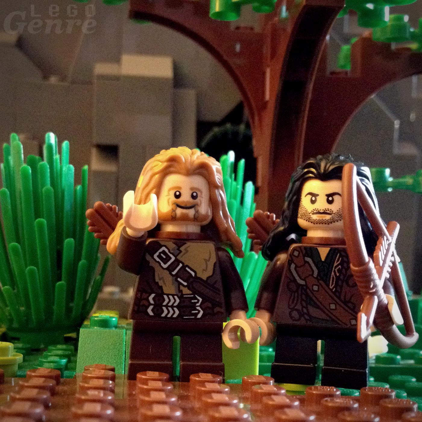 LegoGenre 00323: Fili and Kili