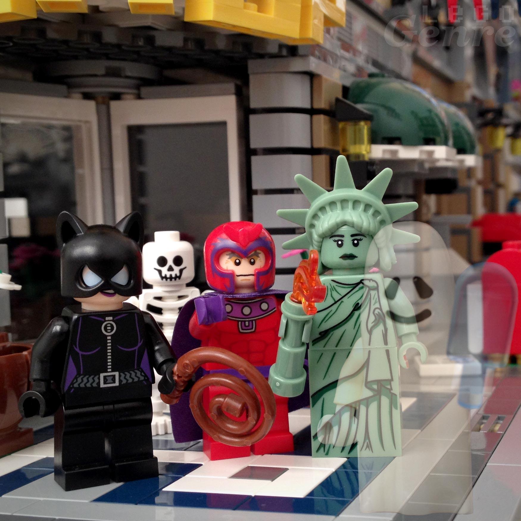 LegoGenre 00324: Happy Halloween (2013)