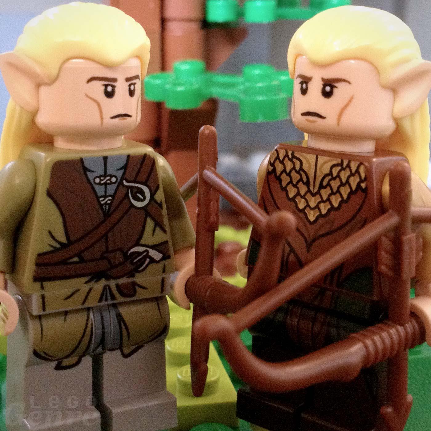 LegoGenre 00319: Legolas's