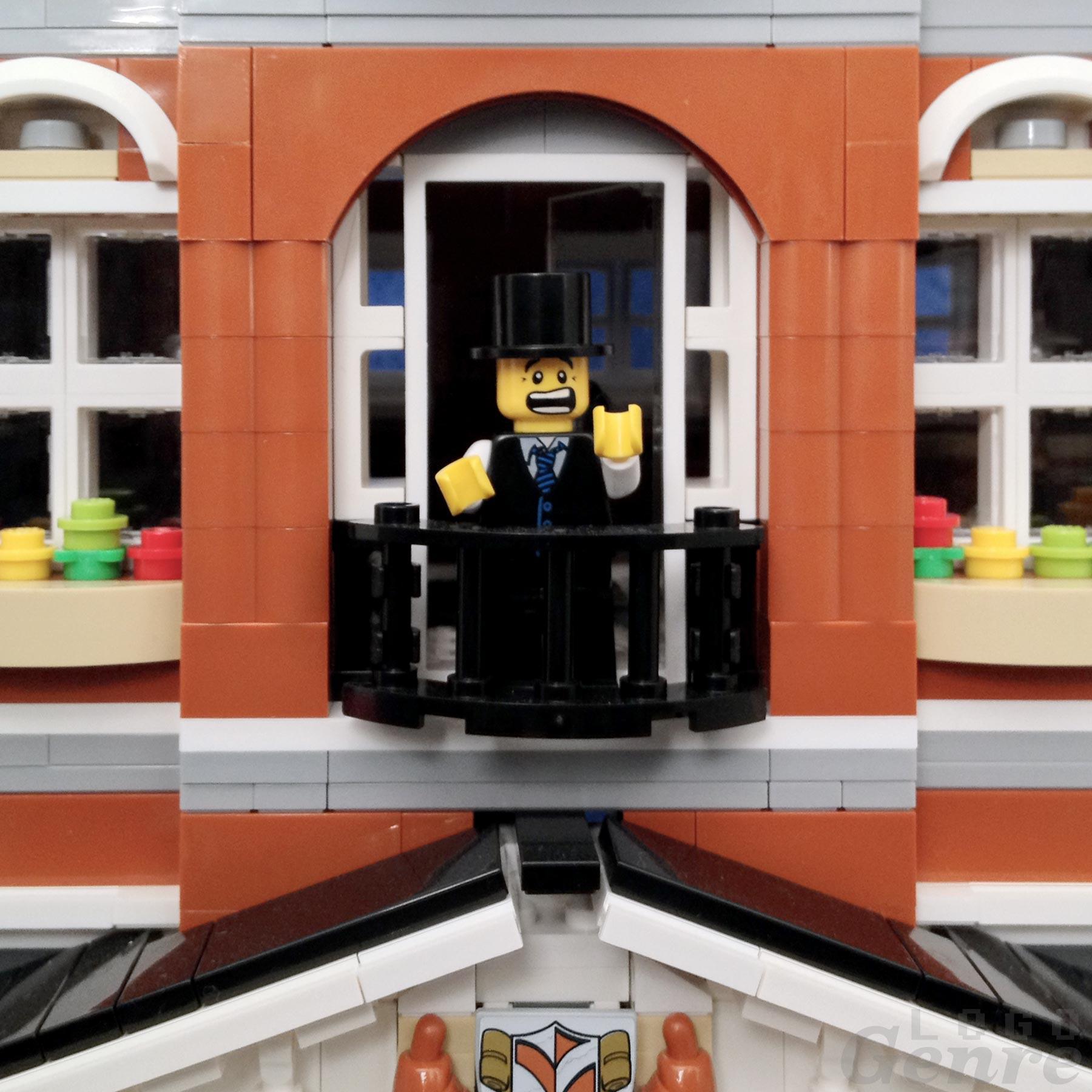 LegoGenre 00322: Overwhelmed