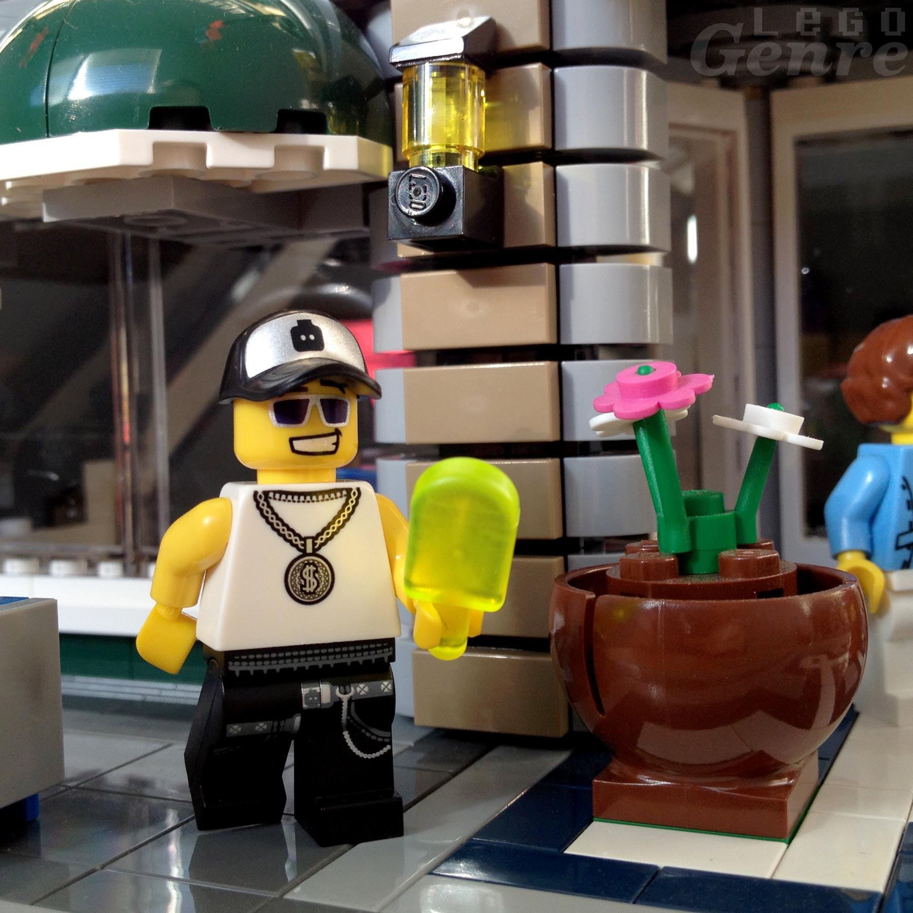 LegoGenre 00321: Pop(sicle) Star