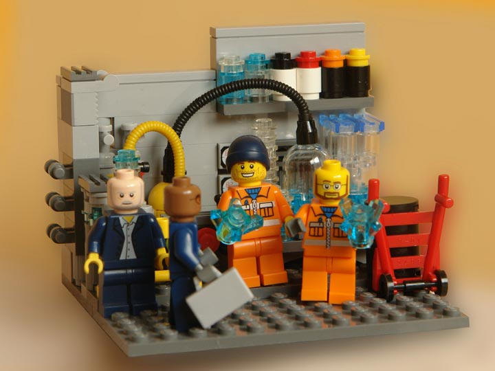ZoranBosnjak's Lego Breaking Bad