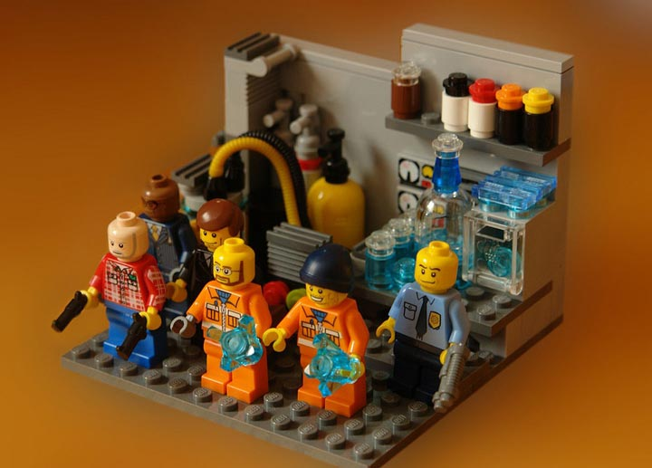 ZoranBosnjak's Lego Breaking Bad Detail