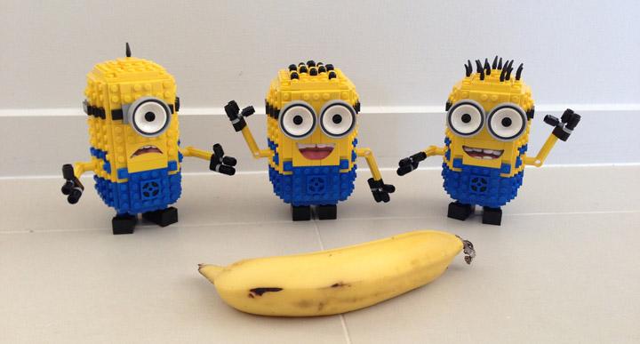 LegoAdmiral's Lego Minions