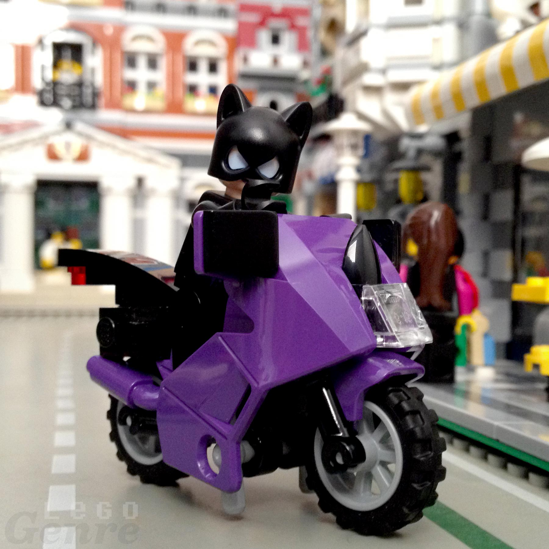 LegoGenre 00326: Catcycle