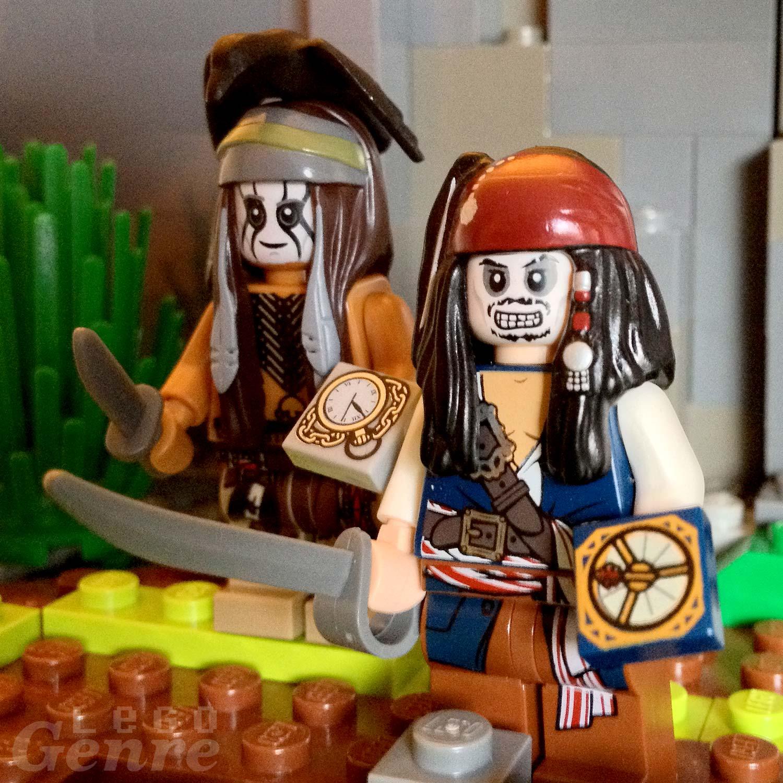 LegoGenre 00333: Depps