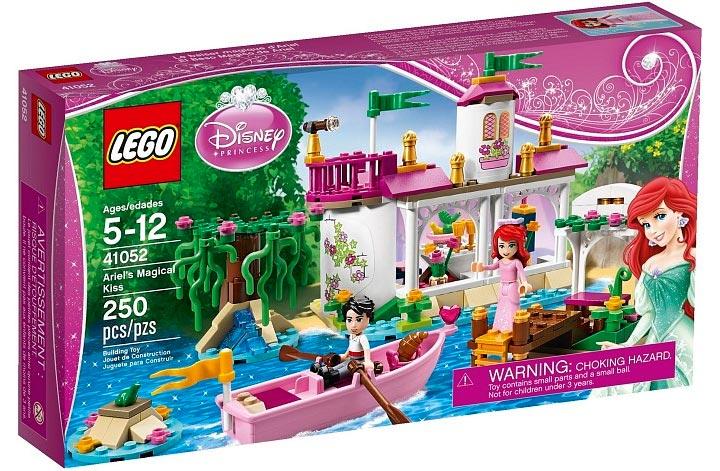 Lego Ariel's Magical Kiss (41052) Disney Princess Box
