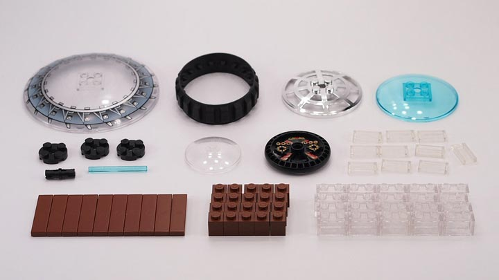 MrAttacki's Lego Iron Man Arc Reactor Instructions