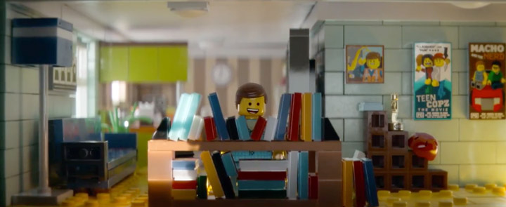 The Lego Movie Official Trailer