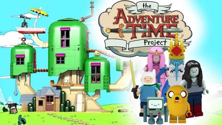 jazlecraz's Lego Cuusoo, The Adventure Time Project