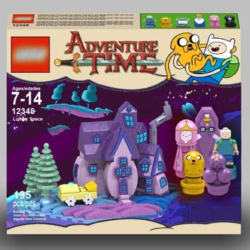 jazlecraz's Lego Cuusoo, The Adventure Time Project Micro Lumpy Space