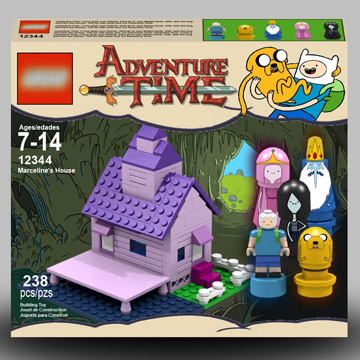 jazlecraz's Lego Cuusoo, The Adventure Time Project Micro Marceline's House