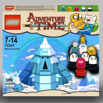 jazlecraz's Lego Cuusoo, The Adventure Time Project Micro Ice Castle