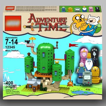 jazlecraz's Lego Cuusoo, The Adventure Time Project Micro Treefort