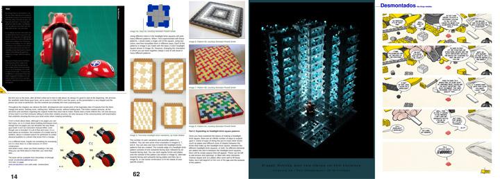 Hispabrick 018 Lego Magazine Pages