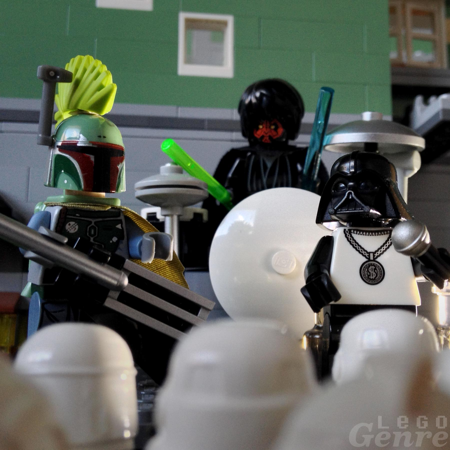 LegoGenre 00340: Darth Vader and the Empires