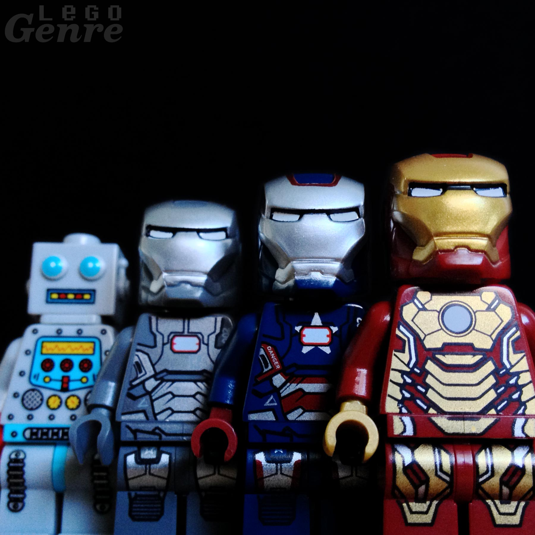LegoGenre 00338: Iron Men