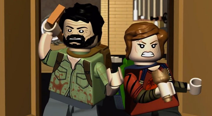 The Last Of Us Lego Video Game
