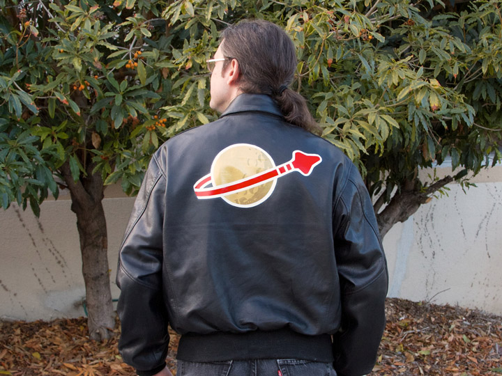 EvilMadScientist's Lego Classic Space Flight Jacket 01