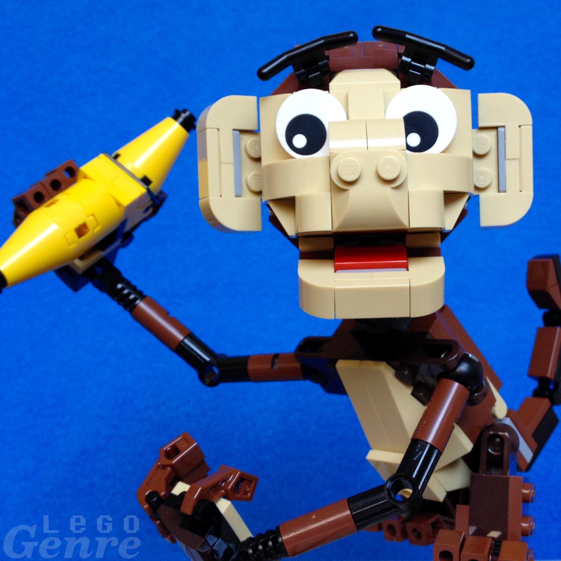 LegoGenre 00344: Monkey