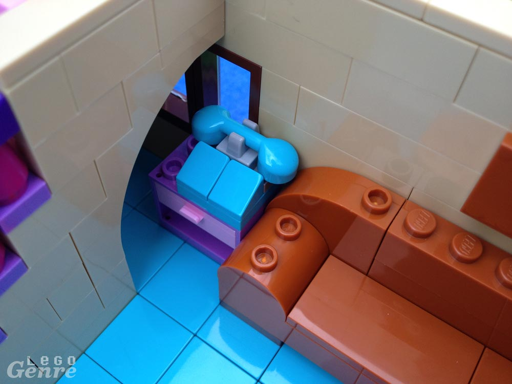 LegoGenre: The Simpsons House Telephone