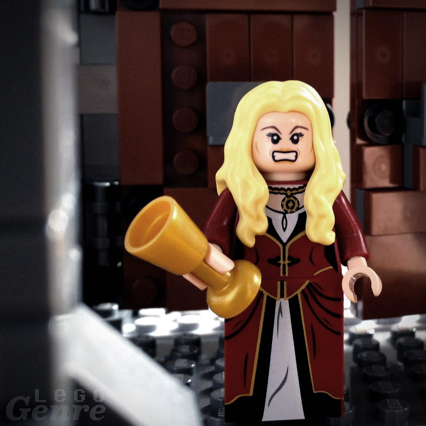 LegoGenre 00357: Cersei Lannister