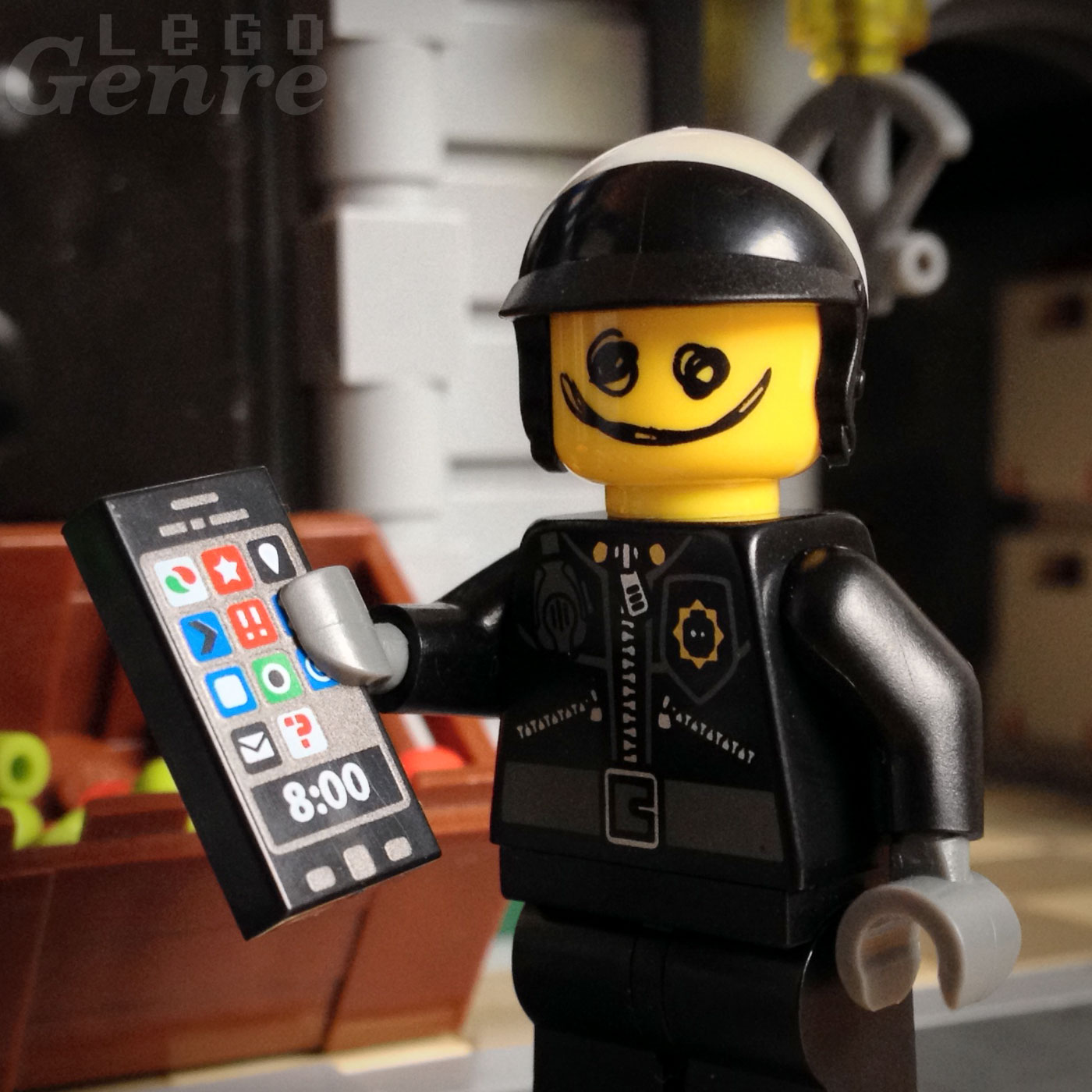 LegoGenre 00354: Good Cop