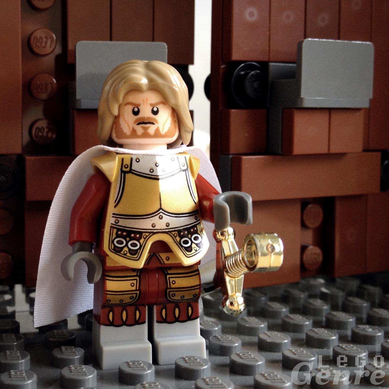 LegoGenre 00358: Jaime Lannister