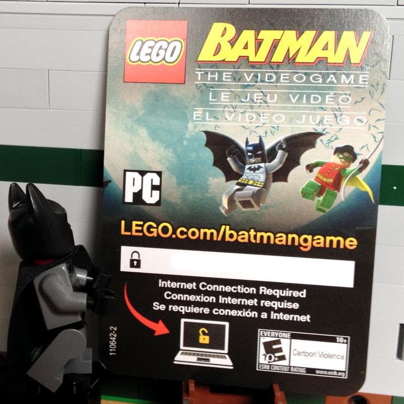 LegoGenre: Lego Batman Giveaway