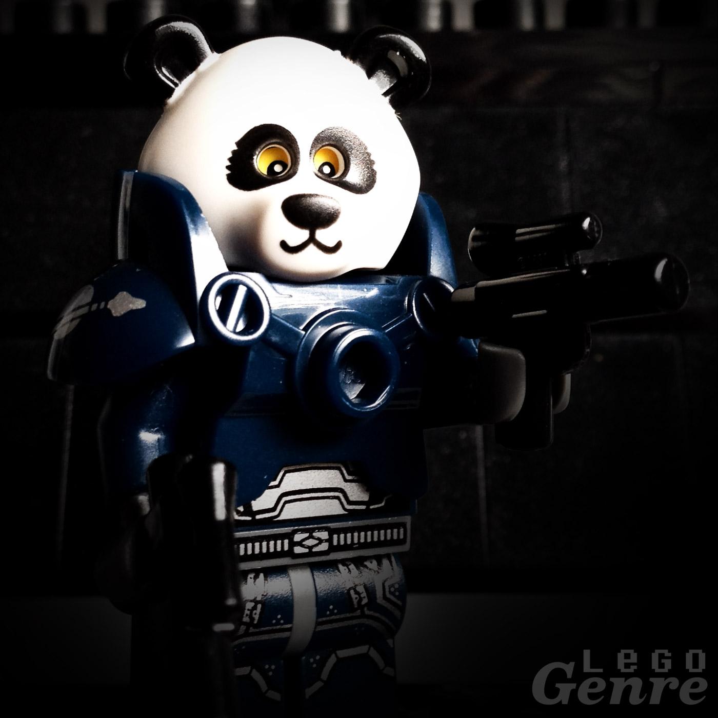 LegoGenre 00356: Panda Troopers