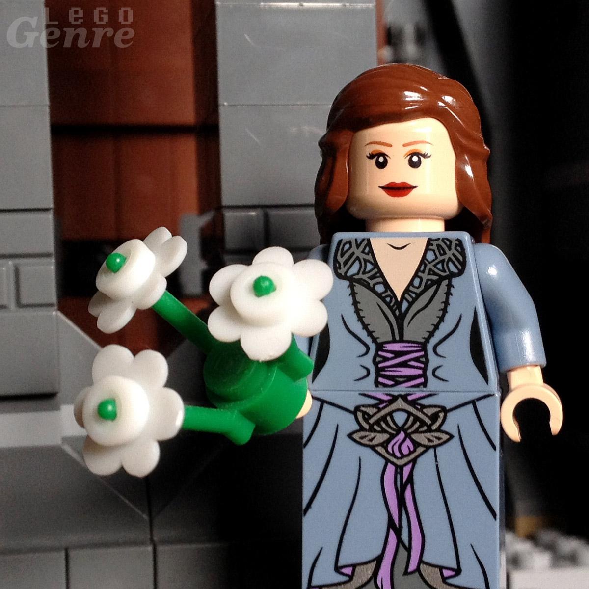 LegoGenre 00359: Sansa Stark