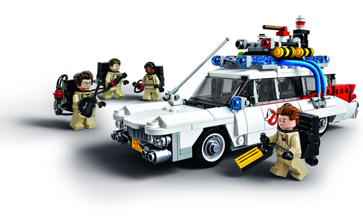 Lego Ghostbusters 21108 Set