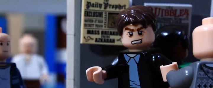 Non-Stop Lego Trailer