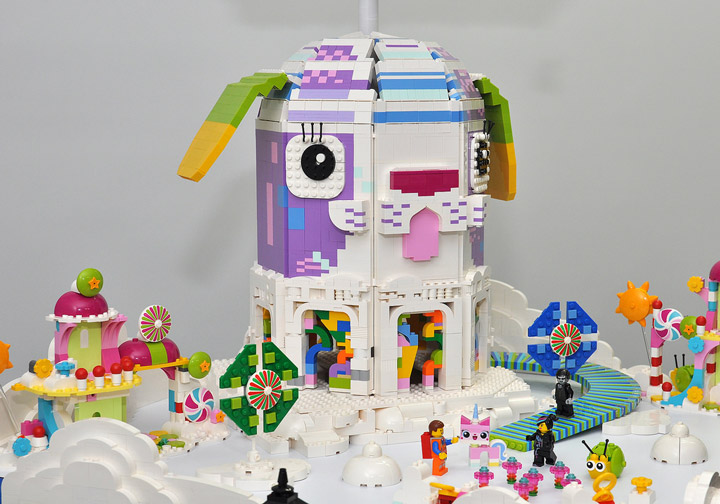 OliveSeon's The Lego Movie Cloud Cuckoo Land