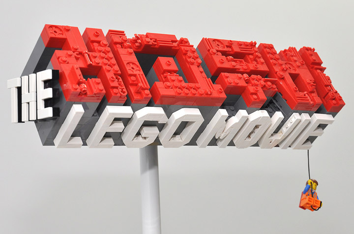 OliveSeon's The Lego Movie Logo
