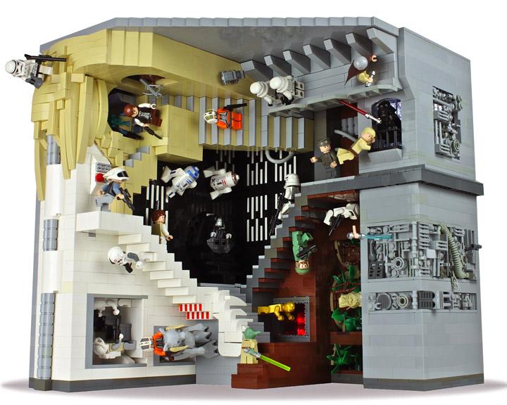 Paul Vermeesch Lego Star Wars Relativity