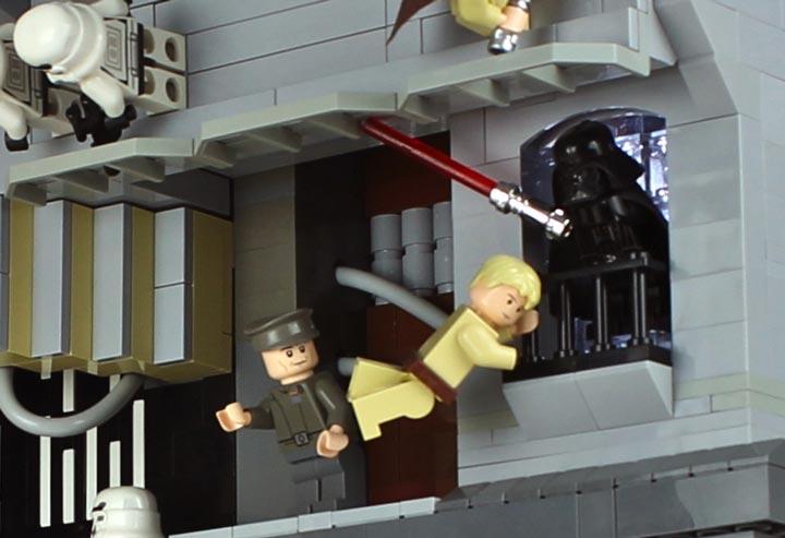 Paul Vermeesch Lego Star Wars Relativity Detail