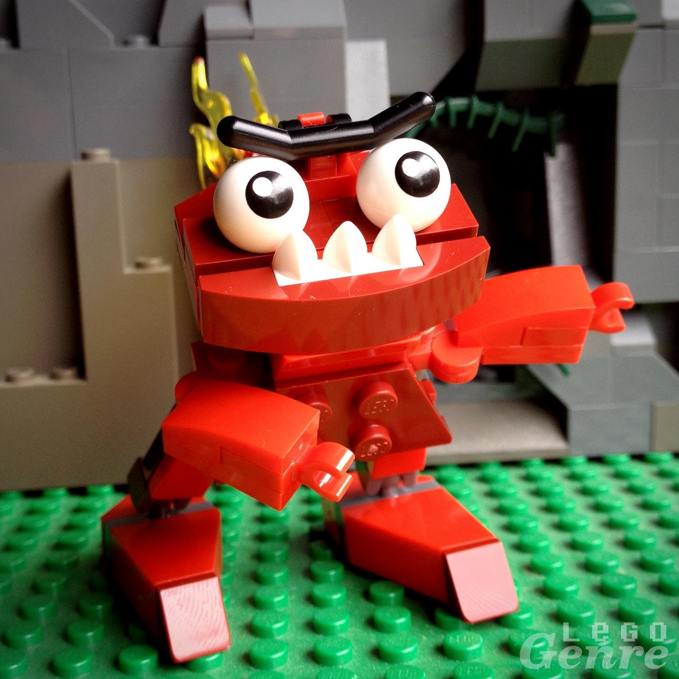 LegoGenre 00362: Lego Mixels, Zorch