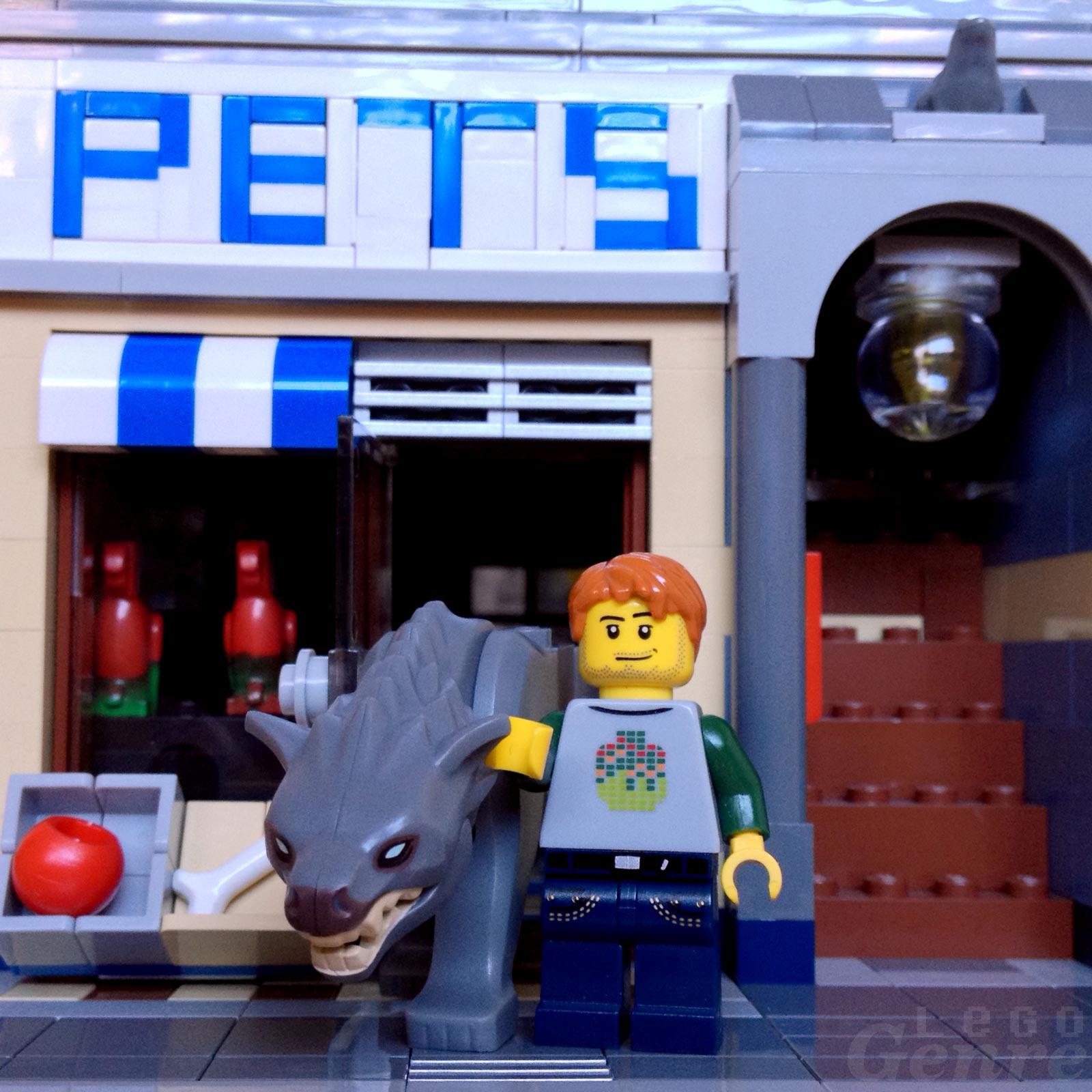 LegoGenre 00367: New Pet