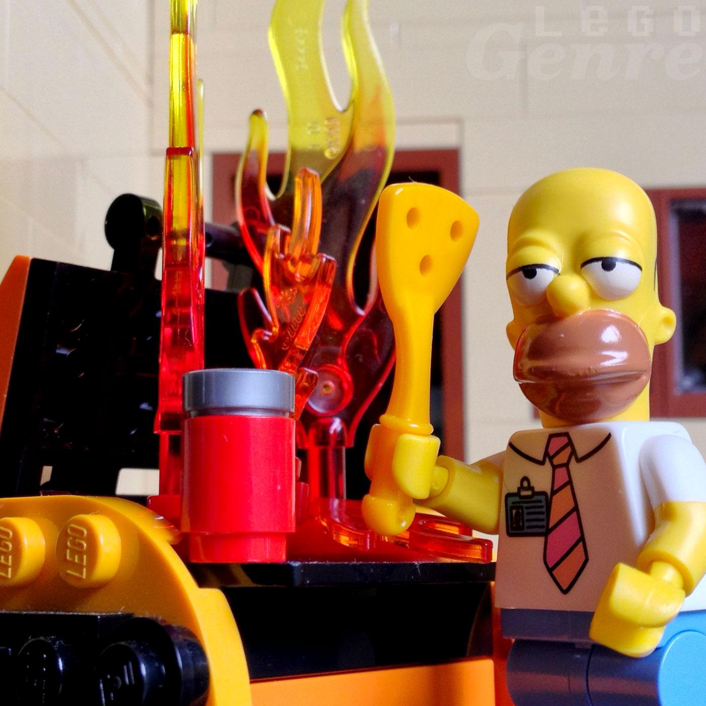 LegoGenre 00374: BYOBB BBQ