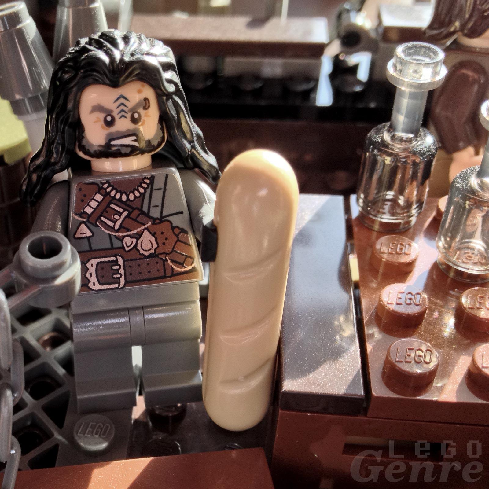 LegoGenre 00373: Corsair of Umbar