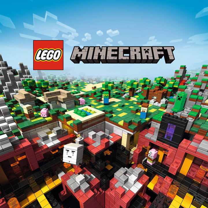 New Lego Minecraft Sets 2014