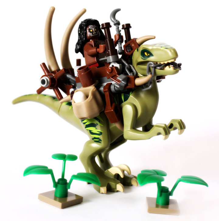 Win and live lose and die rule of life prehistorica - Lego dinosaures ...