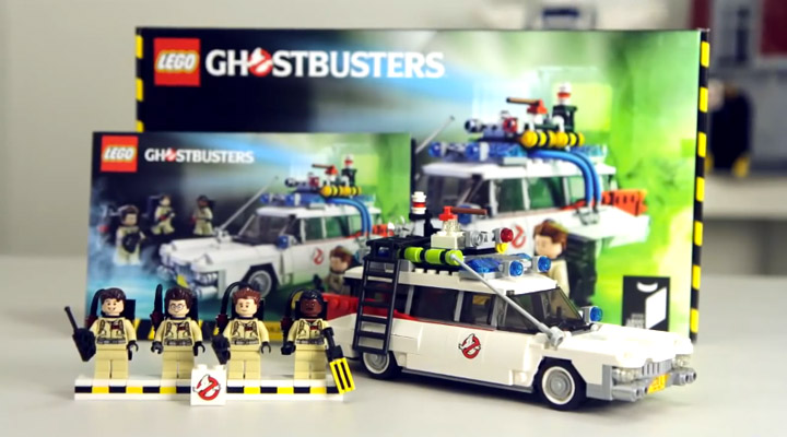 1980sSomething's 21108 Lego Ghostbusters Video Review