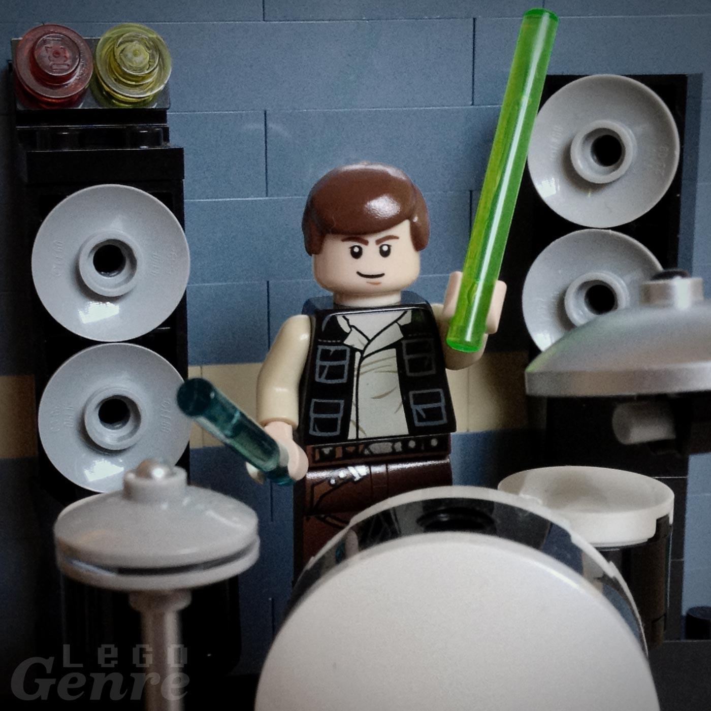 LegoGenre 00375: Han's Solo